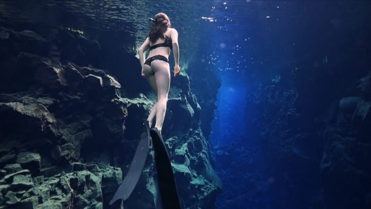 Freediving is cool