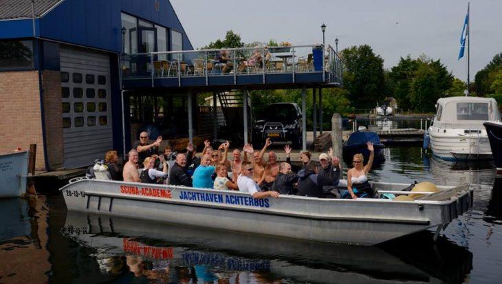 DUIKEN Zomerbootduik 2017
