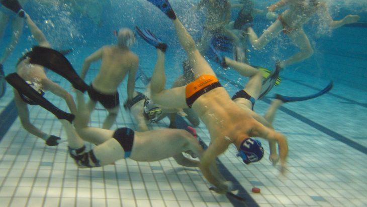 26ste Internationaal Onderwaterhockeytoernooi Argonauta