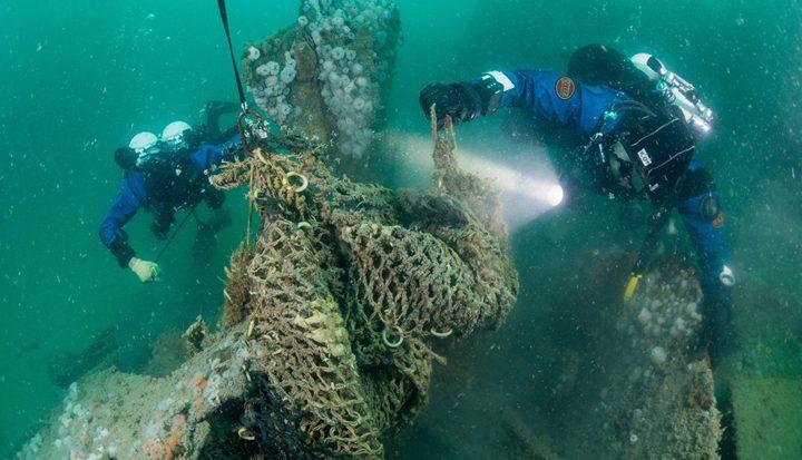 De diepte in met het werk van onderwaterfotograaf Cor Kuyvenhoven