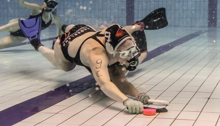 28e Internationaal Onderwaterhockeytoernooi Argonauta (Breda)