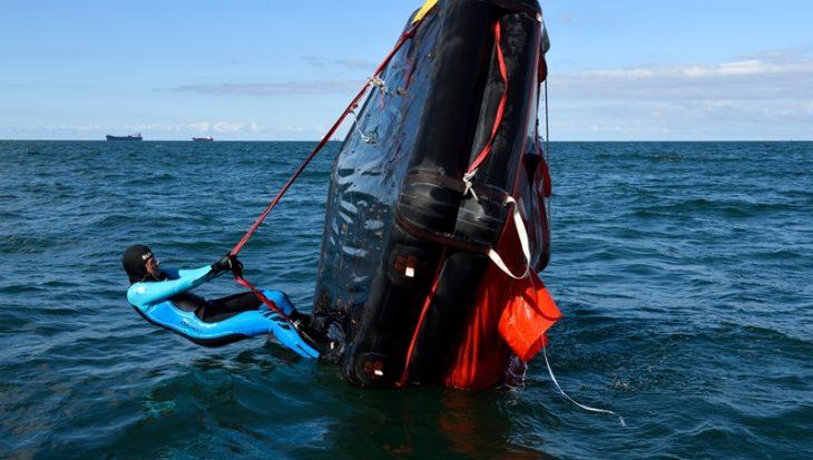 DUIKEN Noordzeetraining