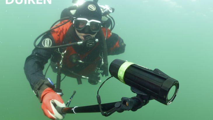 Paralenz Dive Camera, filmen zonder na te denken