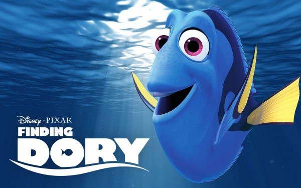 Finding Dory: DUIKEN Movie Day