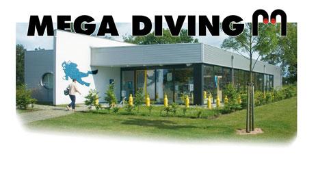 Mega Diving – In de spotlight