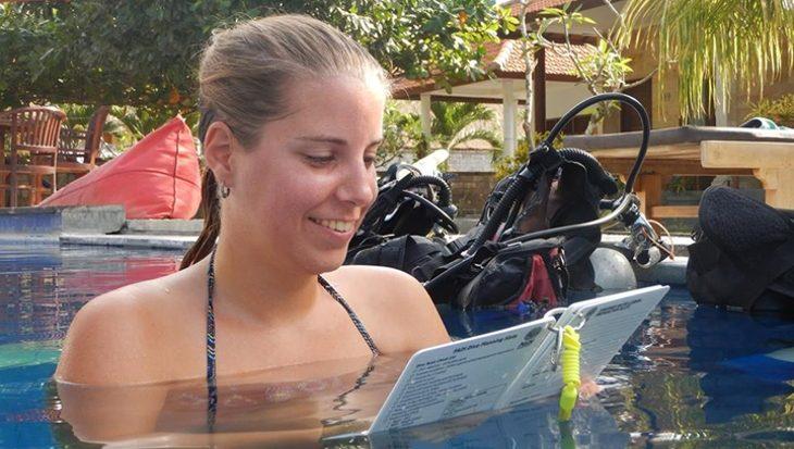 Mijn duikavontuur: Een droom komt uit
