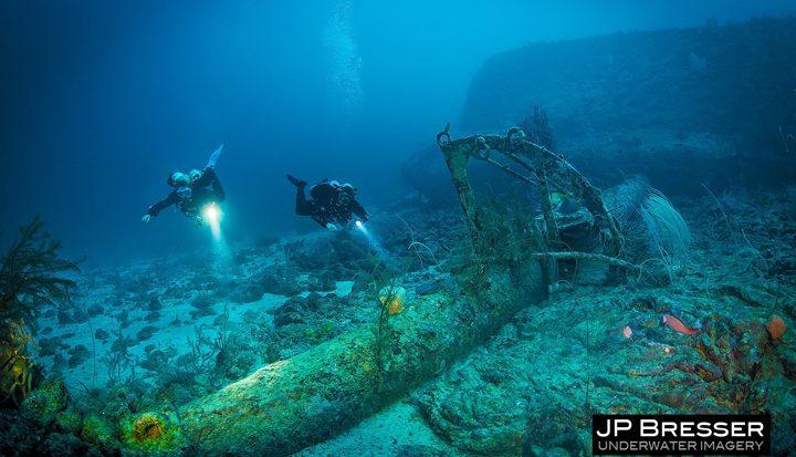GUE TECH1 op Bonaire
