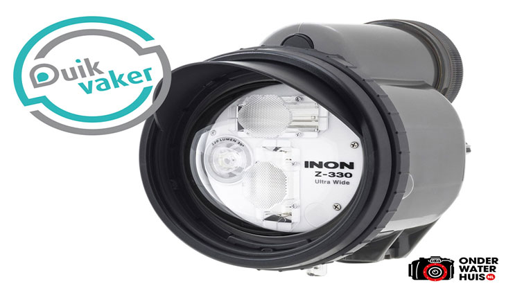 INON brengt nieuwe Z-330 flitser uit!