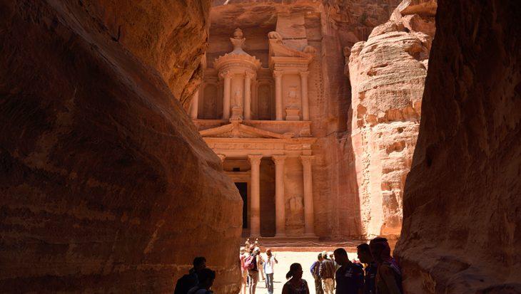 Duikvaker 2018 Patricia en Irene: Petra, Wadi Rum en duiken: dat is Jordanië