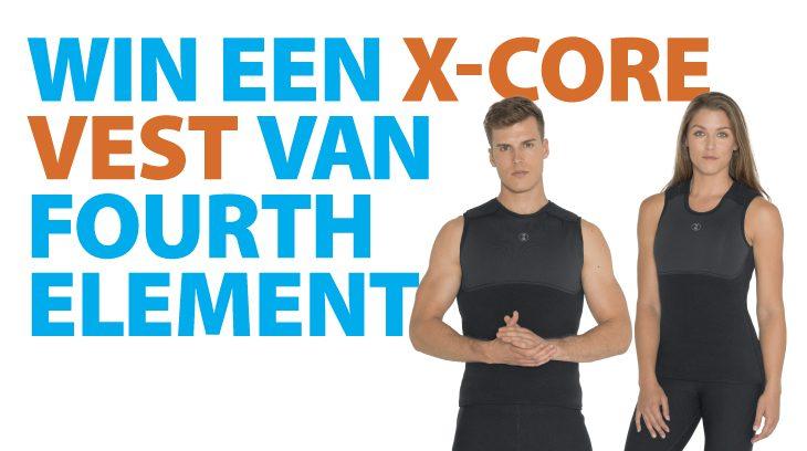 win een x-core vest
