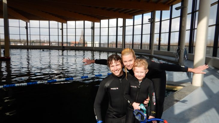 Kidsproof: indoor snorkelen TODI in België
