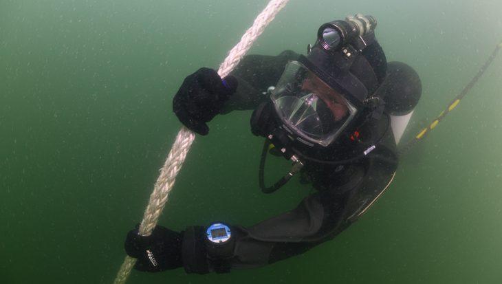 Mijnenjagen op de Noordzee