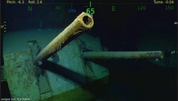 Expeditie vindt USS Juneau terug, schip met legendarisch verhaal over vijf broers