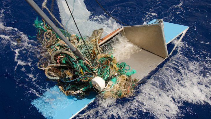 Plasticsoep in Stille Oceaan veel groter dan gedacht
