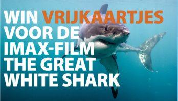 Tickets winnen van film The Great White Shark