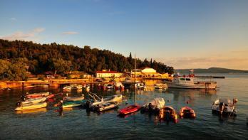 Selce, parel aan de Adriatische kust