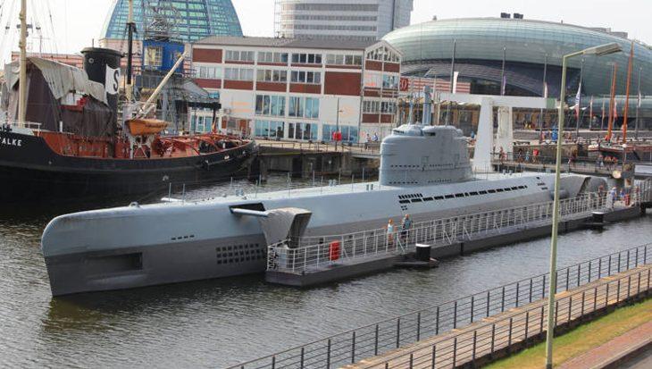 Wrak zeldzame Duitse U-boot gevonden in Deense Noordzee