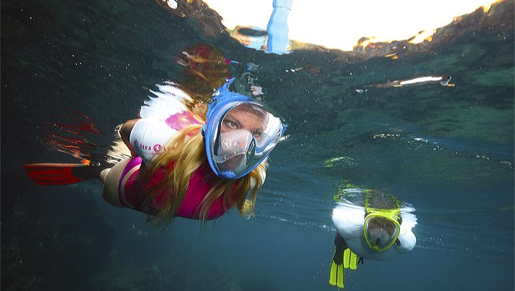 Atlantis snorkelmasker getest