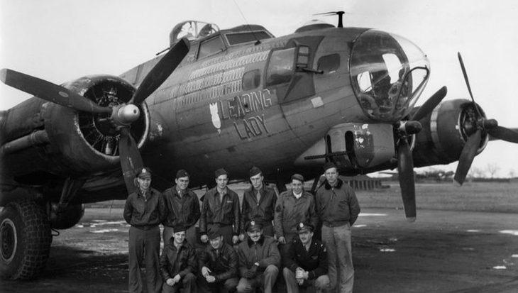 Bijna intacte Amerikaanse B-17 bommenwerper uit WOII gevonden in de Noordzee