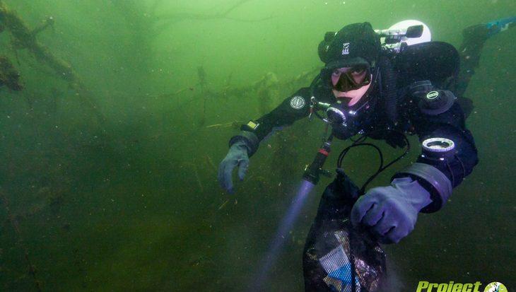 Nionplas clean-up duik 2018
