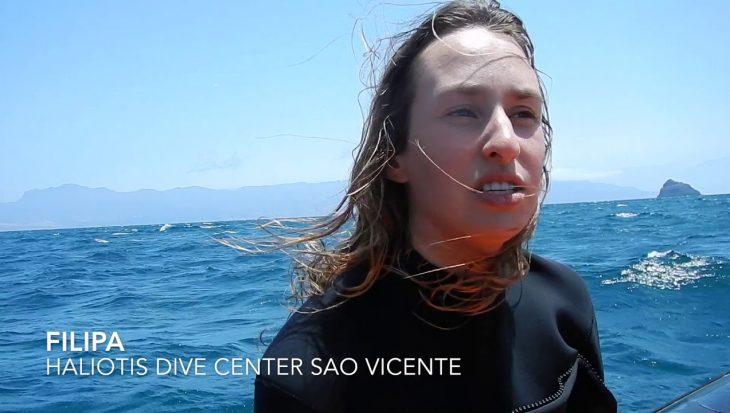Duiken Sao Vicente Kaapverdië