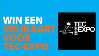 Verwacht: Tec-Expo in België