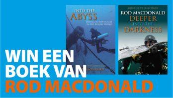 Doe mee en Win: boek Deeper into the Darkness, Rod MacDonald