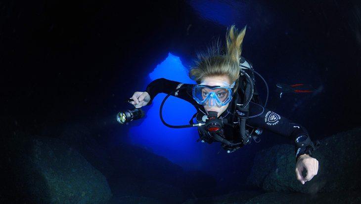 Is je duikbuddy een stresskip?