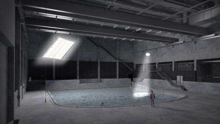 Bouw grootste onderwaterfilmstudio van Europa aan de gang
