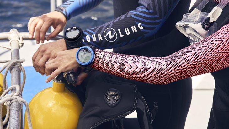 Aqua Lung i100, betaalbare duikcomputer