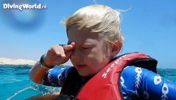 Snorkelen met kids Marsa Alam Emperor Divers