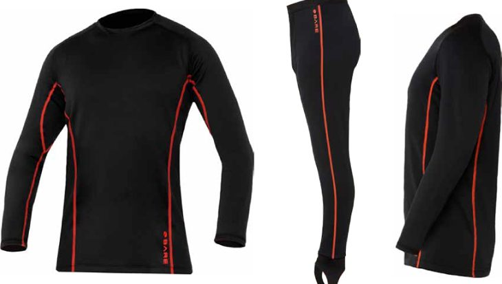 Ultrawarmth Base Layer lijn van Bare