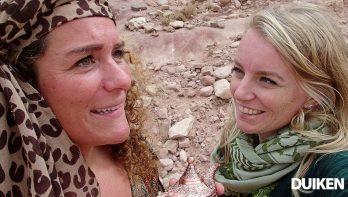 Vlog DUIKEN Jordanië dag 6: de magische dode zee
