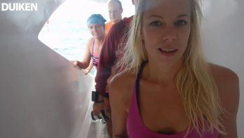 Vlog Lezersreis - Kijkje op de liveaboad Serenity van Emperor Divers