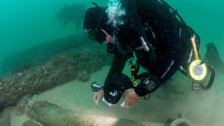 400 jaar oud scheepswrak ontdekt voor Portugese kust