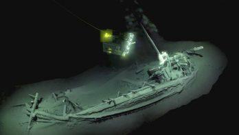 Oudste scheepswrak ter wereld gevonden