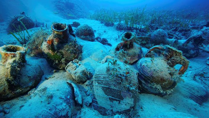 Archeologen ontdekken 58 scheepswrakken