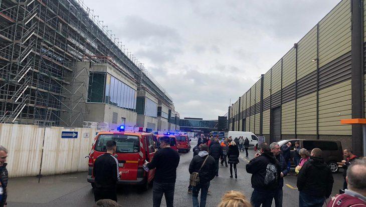 Batterij duikcomputer explodeert op Boot Düsseldorf
