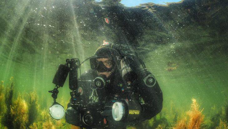 Op de DUIKEN-stand: workshop onderwaterfotografie Raymond Wennekes