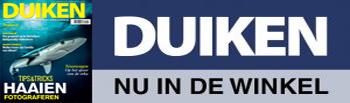 Duiken magazine februari 2019