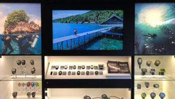 Scuba Service Store 11e Suunto Experience Center in de Benelux