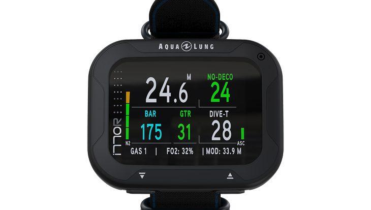 Aqua Lung i770R: Nauwkeurig gasbeheer