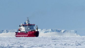 Tegenslag voor Weddell Sea Expedition,  zoektocht naar Endurance afgeblazen
