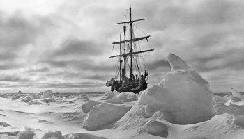Endurance was de barkentijn waarmee Ernest Shackleton