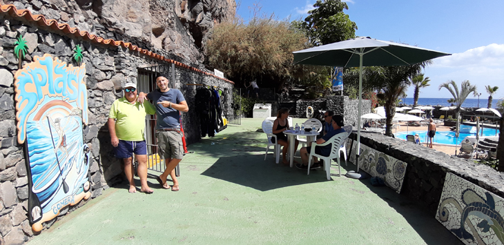 Splash Gomera Diving & Watersports
