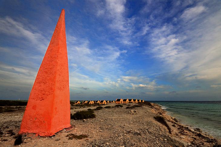 Bonaire slavenhuizen