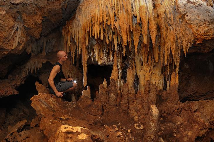 Bonaire grotten