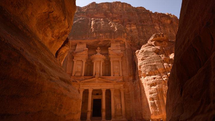 Petra – Één van de zeven wereldwonderen