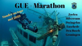 GUE Marathon: alles over technisch duiken!