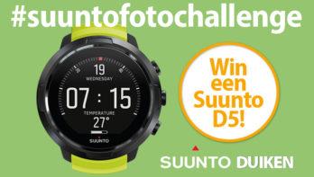 #suuntofotochallenge, maak kans op een Suunto D5